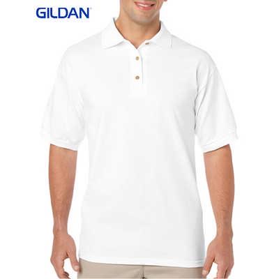 Gildan DryBlend Adult Jersey Sport Shirt White